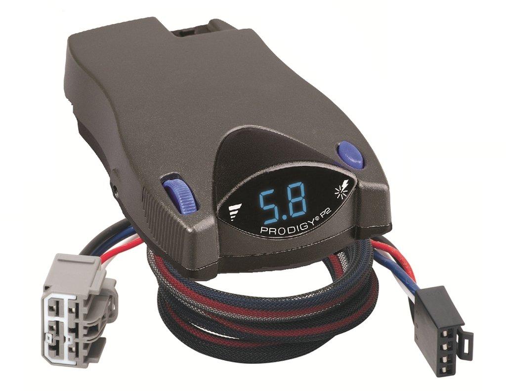 hight resolution of tekonsha p2 prodigy brake control wiring harness for nissan armada titan frontier pathfinder infiniti qx56 controller plug play wire kit