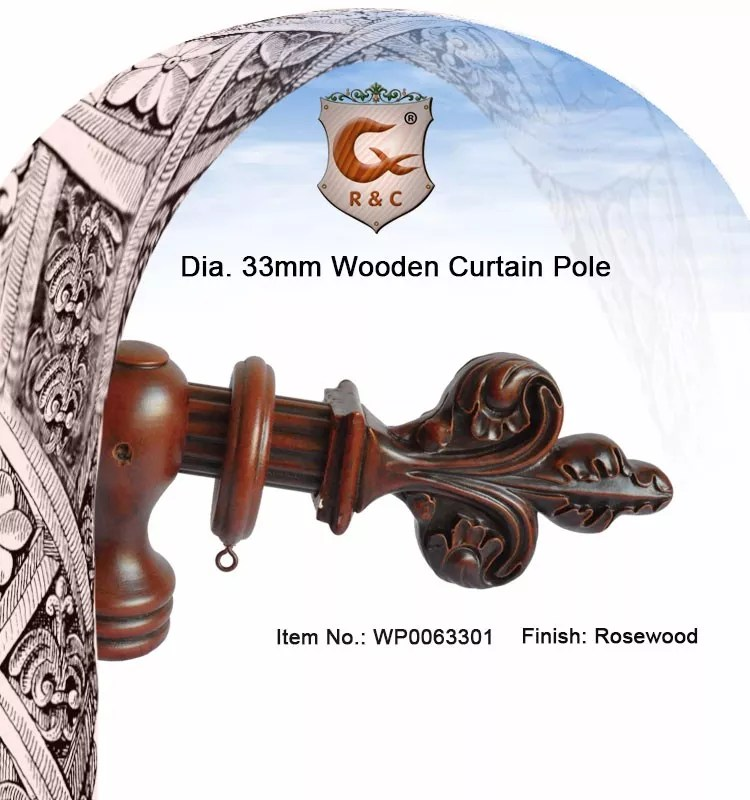 factory price classic ivory wooden curtain rod buy classic reeded curtain rod finial for wood pole resin pineapple finials factory price antique