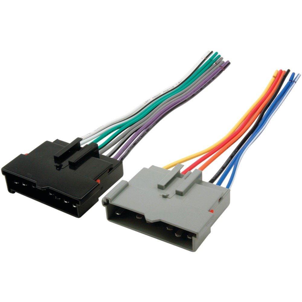 hight resolution of get quotations scosche fd02b wiring harness for 19861997 ford 1991 1994 mazda