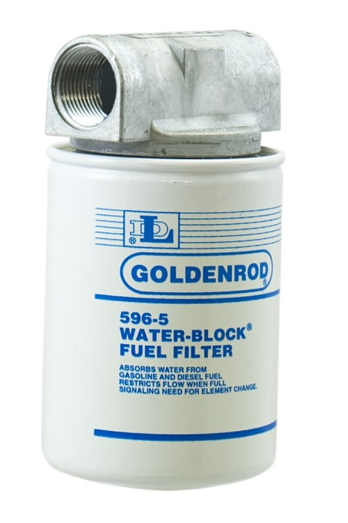 small resolution of get quotations goldenrod 596 3 4 canister water block fuel tank filter with