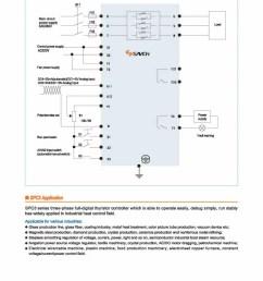 spc3 415v 480v 3 phase constant voltage ac thyristor scr power regulator for heater controller [ 1000 x 1357 Pixel ]