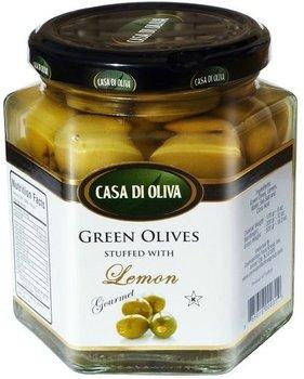 Casa Di Oliva Lemon Stuffed Olives  Buy Olives Product on Alibabacom