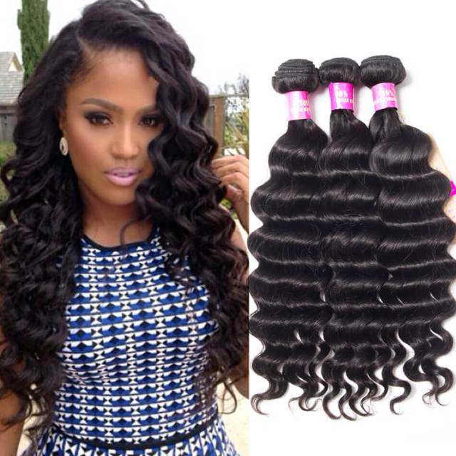 loose deep wave weave hairstyles 100 grams of brazilian hair great lengths hair extensions tape halo hair extensions replacement - buy loose deep wave