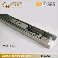 Triple Extension Drawer Slides Cabinet Hardware For Dtc ...