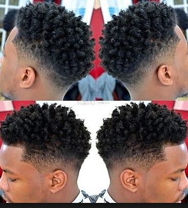 H369 Black Men Hair Salon Roller Brush Africa Hair Twist