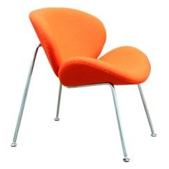 Orange Slice Chair Medline Transport Parts Classic Fabric