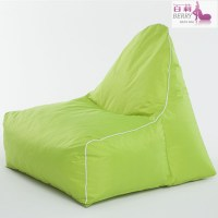Hot Sale Pure Color Comfortable Bean Bag Sofa Chair, View ...