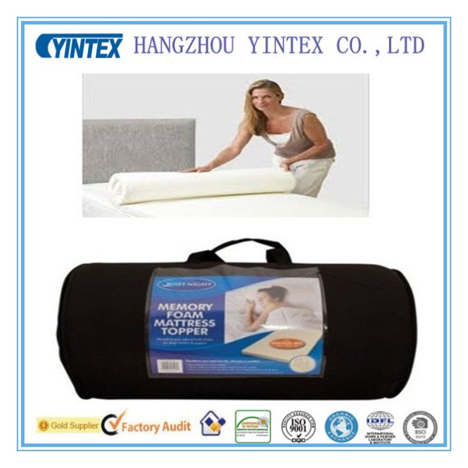 Jacquard Knittiing Fabric Folding Memory Foam Mattress Thin Royal Product On Alibaba