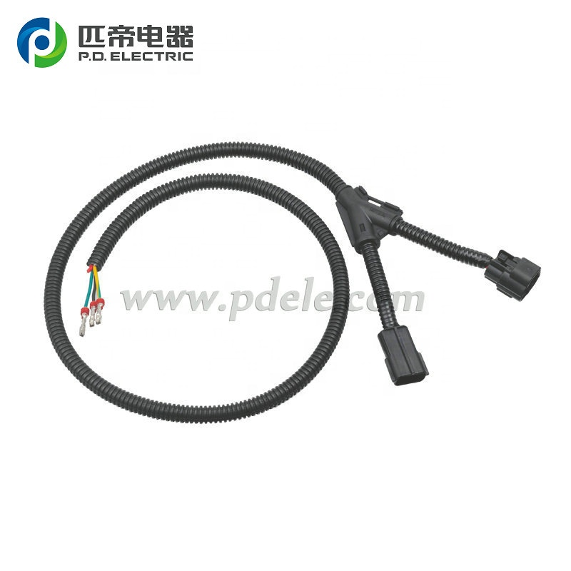 High quality Custom wire harness for cars electrical