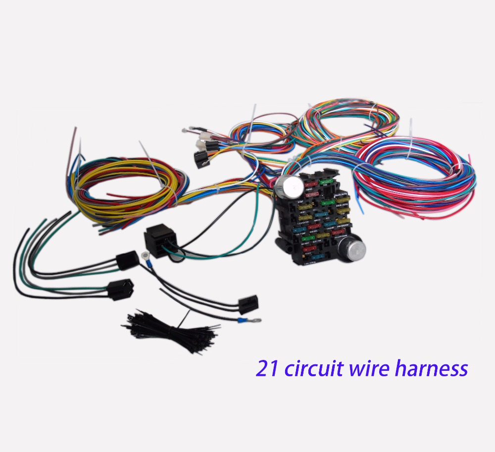 hight resolution of cnch 1968 1974 plymouth road runner main wire harness system painless project amc buy painless performance 1955 57 chevy harness 20106 american autowire