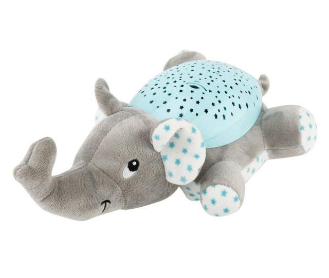 Get Quotations  C B Wenasi Baby Sleep Led Lighting Stuffed Animals Night Lamp Plush Toys With Music Stars Projector