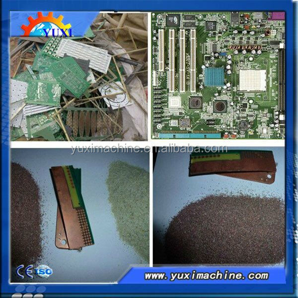 Type 1002 Printed Circuit Board Recycling Equipment