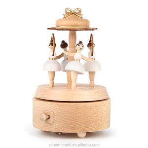 Ballerina Music Box Parts
