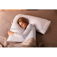 V Shaped Body Pillow Pregnancy Maternity Pillow Bamboo ...