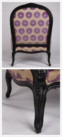 Hand Carved Legs Italian Style Royal Bedroom Chair - Buy ...