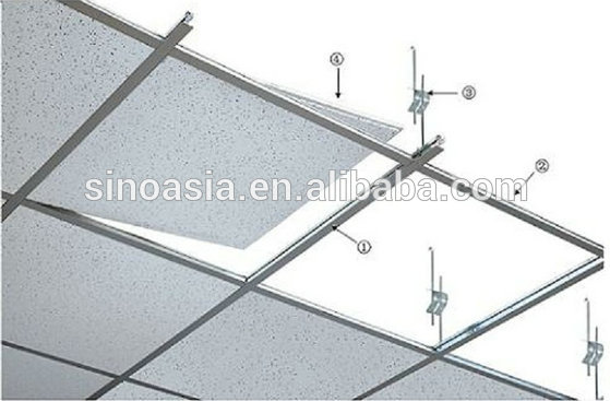 Ceiling Tbar Ceiling Tgrid With Galvanized Main Tee Angle Wall Low Price  Buy Ceiling Tbar