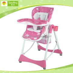 Adult Baby High Chair Minnie Mouse Feeding