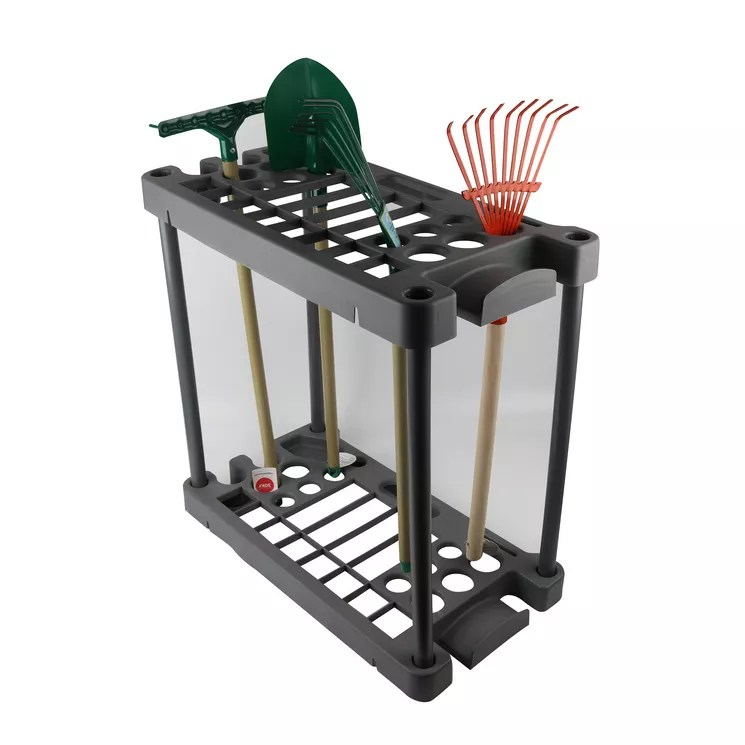garden long handle cleaning tools organizer storage rack buy storage rack storage rack storage rack product on alibaba com