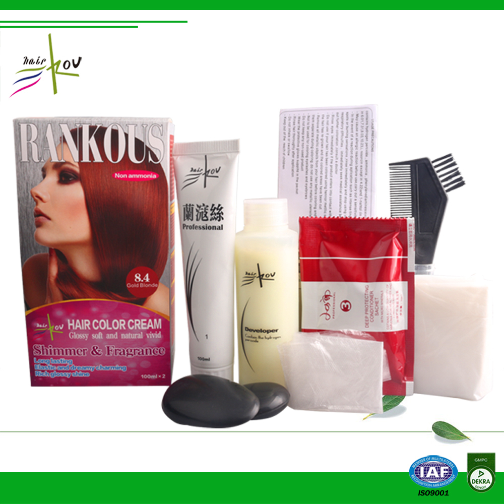 Hair Dye Products Professional Hair Color Brand Names