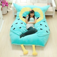 2.3m*1.9m Tatami Futon Plush Stuffed Owl Sleeping Bed ...