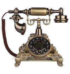 get quotations retro phone retro telephone old telephone european household antique landline fixed landline bronze button dial retro [ 1024 x 1024 Pixel ]