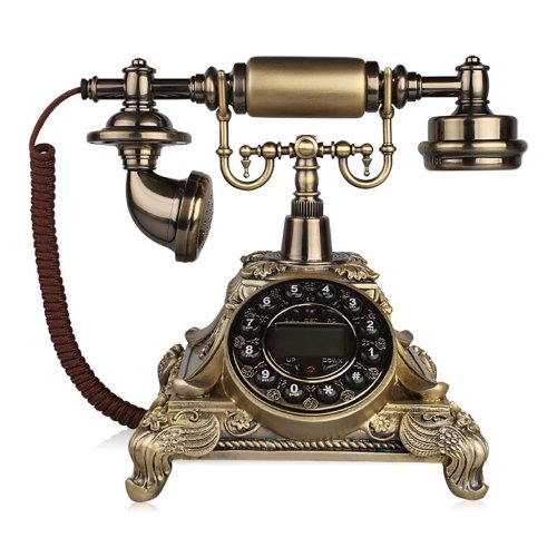 small resolution of get quotations retro phone retro telephone old telephone european household antique landline fixed landline bronze button dial retro