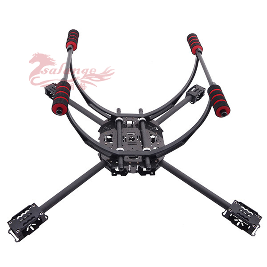 Professional 450mm Glass Fiber Frame For Rc Helicopter