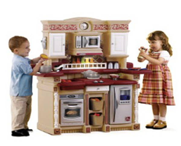 New Design Children Mini Kitchen Set ToyKitchen Toy Set
