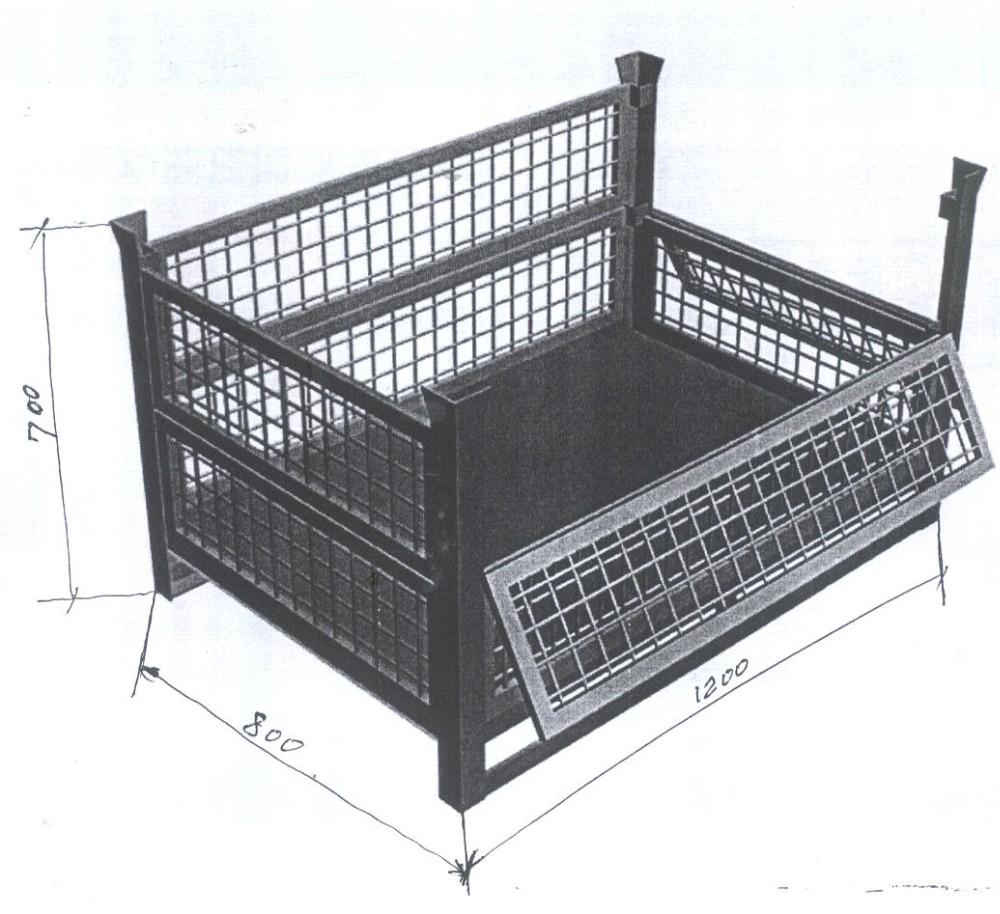 Locked Storage Cages
