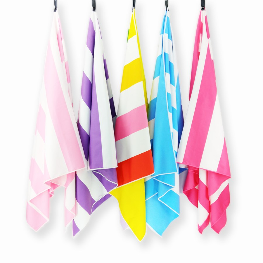 Printed Super Absorbent Personalized High Quality Microfiber Beach Towel With Low Price