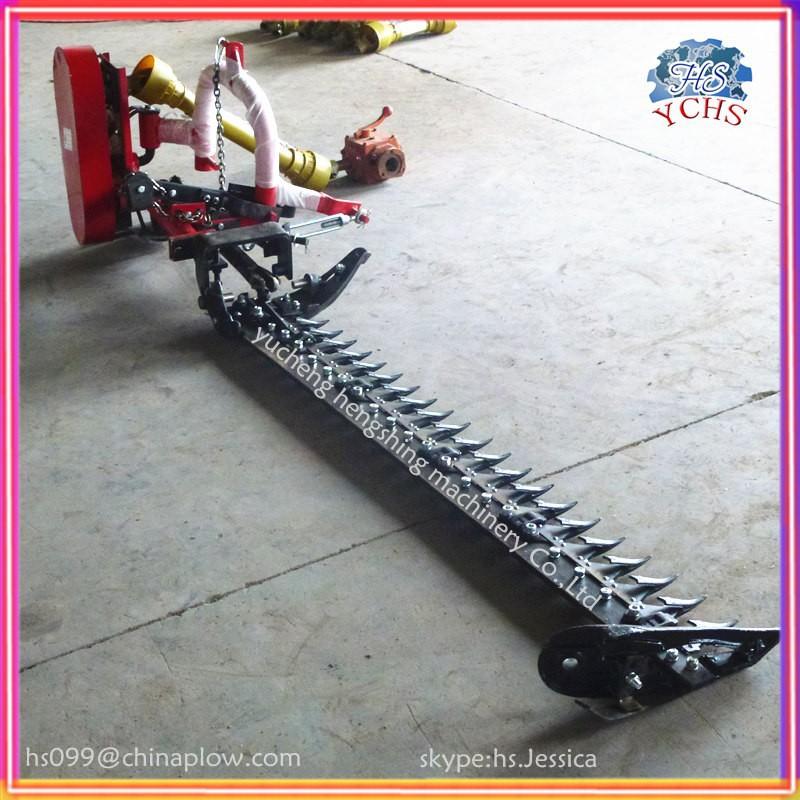 Sickle Cutter Tractor