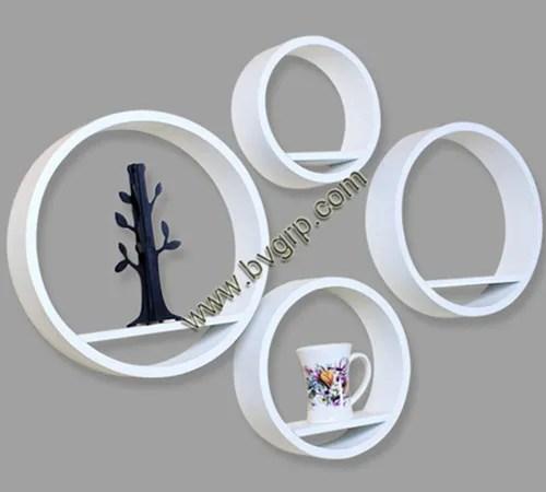 etagere murale ronde de couleur blanche 1 piece produits innovants simples nouveau design mdf buy etagere murale ronde de couleur blanche etagere