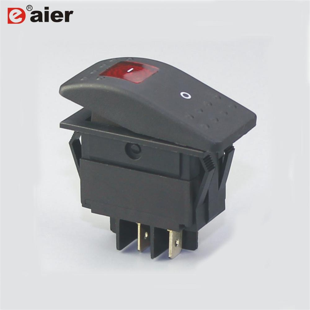 hight resolution of 12v led ip67 daystar boat marine rocker switch
