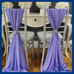 Purple Chair Sashes For Weddings Wedding Cover Hire Bristol Ch098c Wholesale Nice Cheap Organza Ruffled Curly Willow Champagne Sash