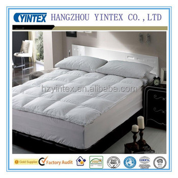 Super Soft Extra King Size Silicone Mattress Topper