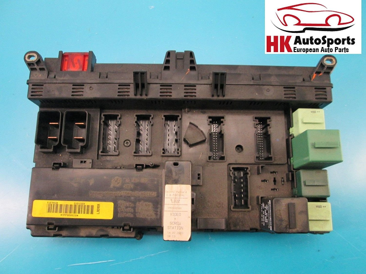 hight resolution of get quotations range rover l322 right dash fuse relay box panel ypp000020 2003 2004 2005