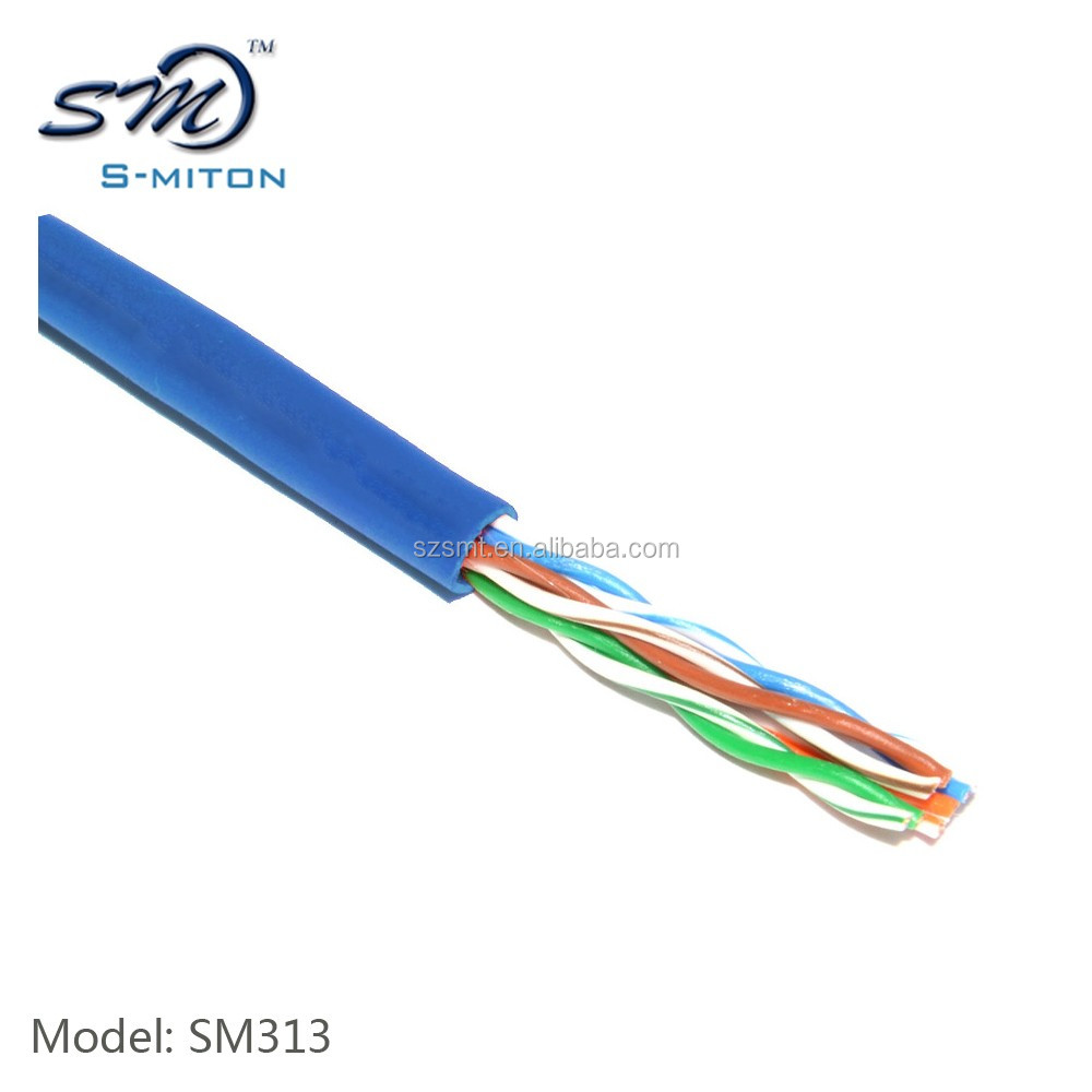 medium resolution of promotional eia tia 568a 568b 24awg 1000ft bare copper utp cat5 cat5e cat6 lan network cable