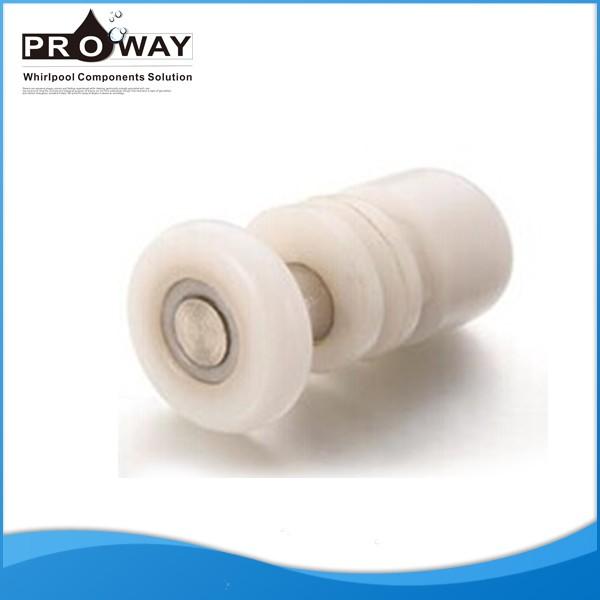 Shower Door Pa Nylon Material Track Sliding Guide Cabinet Roller
