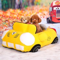 Funny Dog Bed In Car Shape,Pet Accessories Bed - Buy Dog ...
