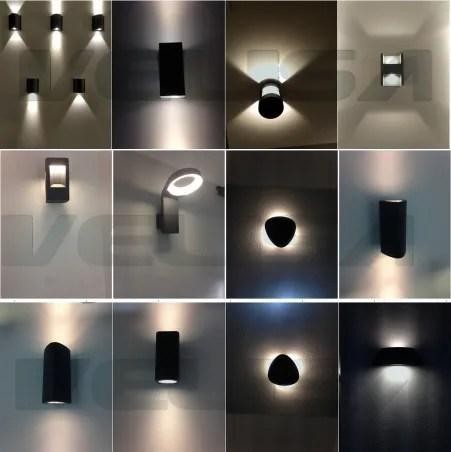 rectangular 6w led outdoor wall light exterior led wall lamp exterior led lighting buy 6w led outdoor wall light exterior 6w led wall lamp