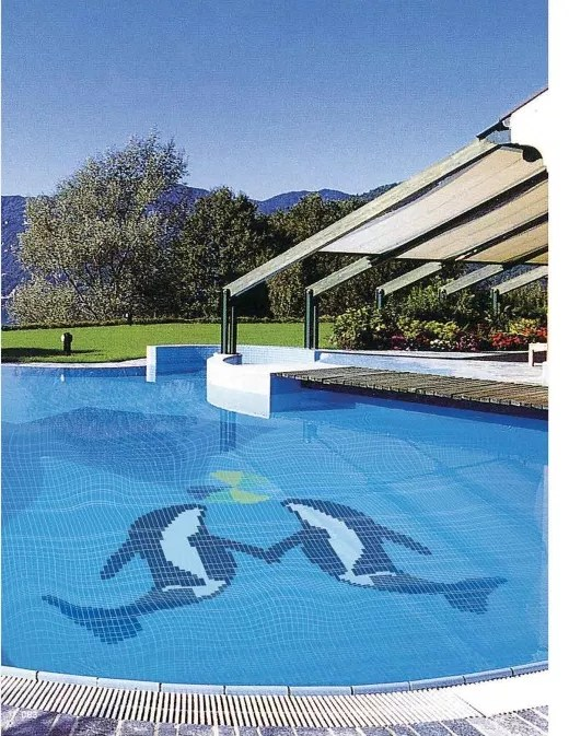 blue ideas for outdoor pool design dolphin glass mosaic for swimming pool tile buy dolphin glass mosaic for swimming pool glass mosaic for swimming