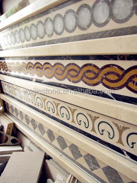 Decorative Kitchen Tiles Design