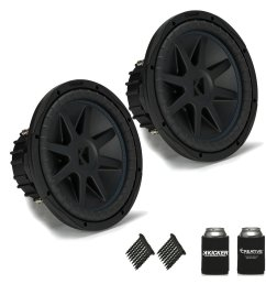 get quotations kicker 44cvx124 compvx 12 subwoofers bundle dual 4 ohm voice coils for wiring to [ 1200 x 1200 Pixel ]