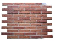 Interior &exterior Fake Brick Siding Panels