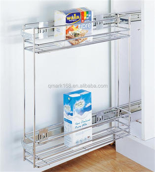 kitchen pull out shelves salvaged cabinets for sale metal cabinet basket drawers wire 900 300