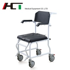 Shower Chair For Elderly Singapore Round Glass Dining Table And Chairs Commode Hospital Durable Toilet Soft Seat With Bedpan Buy