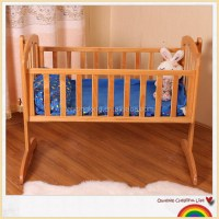 Baby Hanging Cradle /wooden Baby Cradle/baby Automatic ...