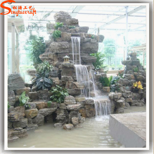 Garden Pond Fountain Ideas