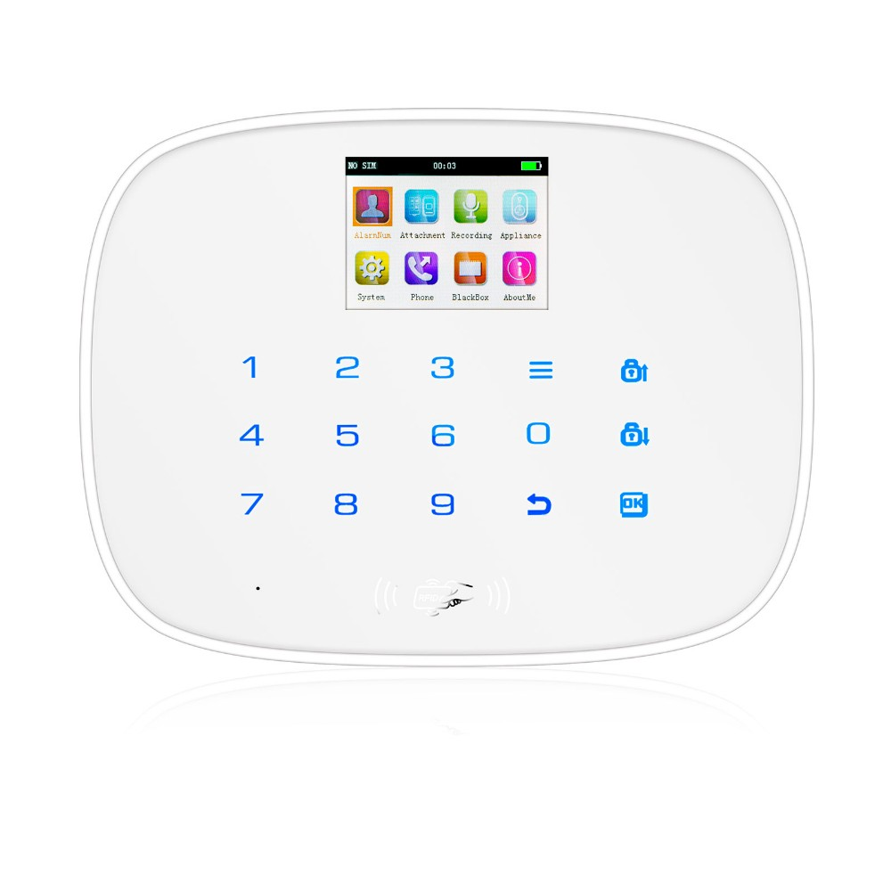Dependable Performance Kerui G19 White Ios/android App