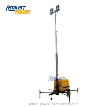 Economic Led 4*240w Flood/project Portable Light Tower